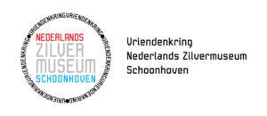 Vrienden van het Zilvermuseum- logo