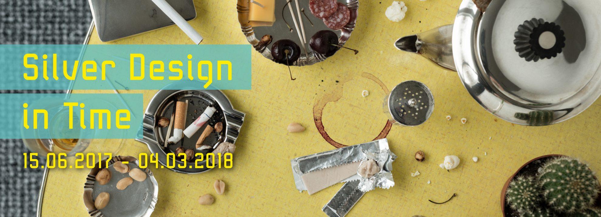Silver Design in Time- Nu in het Zilvermuseum