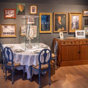 Tentoonstelling Dynasty Zilvermuseum