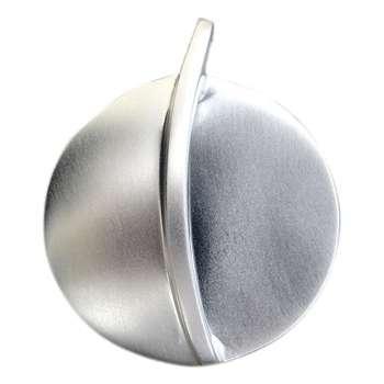Zilveren hanger gematteerd Plata Pati