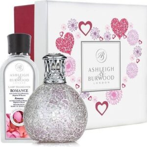 Ashleigh & Burwood gift set mozaïek lamp