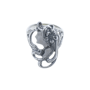 ring art nouveau