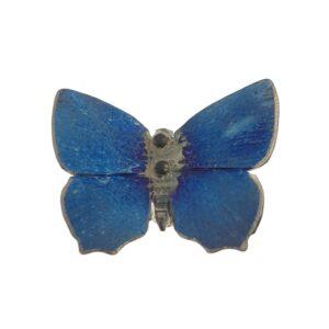 Kees Hendriks vlinder hanger of broche