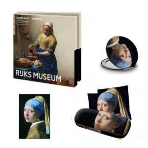 Cadeauset Vermeer Rijksmuseum Bekking & Blitz