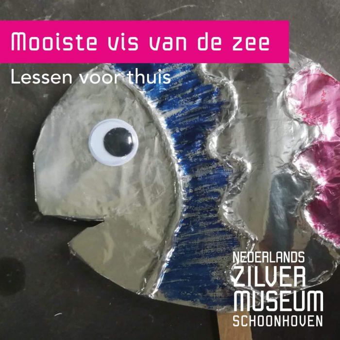 De mooiste vis van de zee -zilvermuseum
